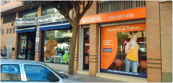Valencia gand a indemnizaci n directa for Oficina de trafico malaga