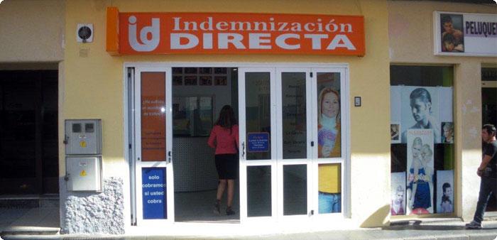 Lanzarote indemnizaci n directa for Oficina trafico sabadell