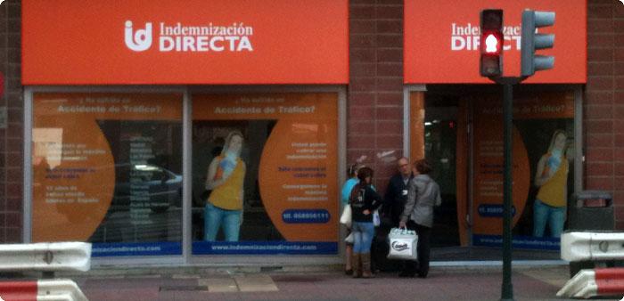 Murcia indemnizaci n directa for Oficina trafico sabadell
