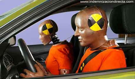 informes de biomecánica por accidentes de trafico indemnización directa