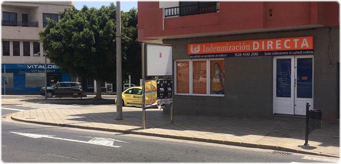 Fuerteventura indemnizaci n directa for Oficina trafico sabadell